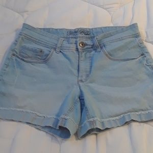Faded Glory  Shorts Size 8